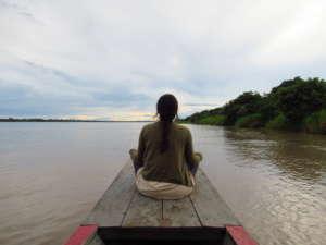 Méditation Voyage liberté Reiki bien-être diététique Harmonie Amazonie