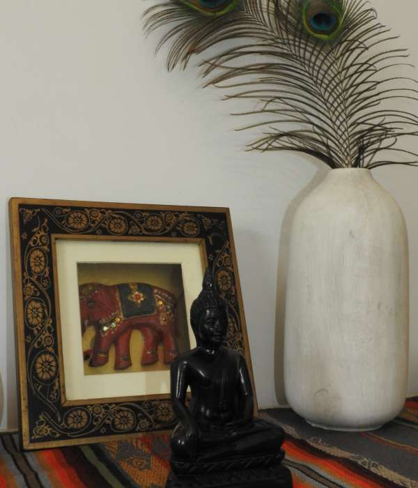 Reiki Massage Relaxation Bouddha Elephant