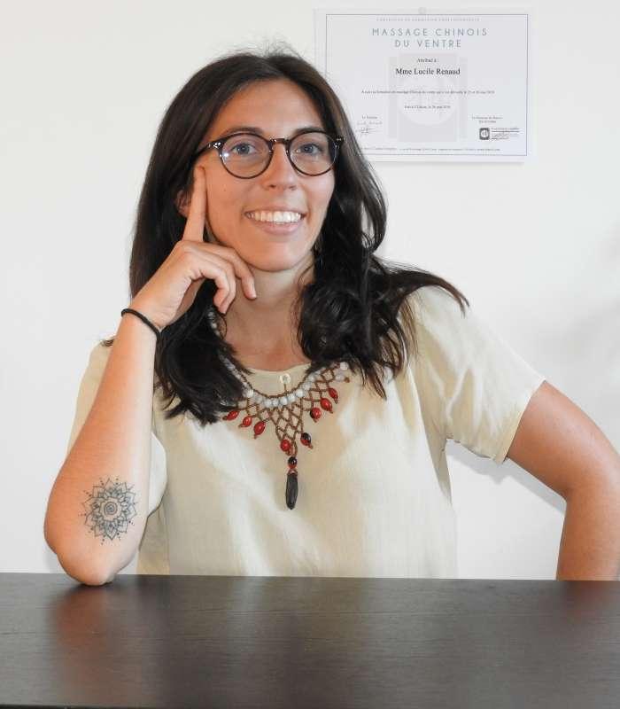 Lucile Renaud Chakaluna Bien-être Pachamama